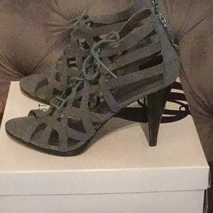 Tie-Up Dress Sandal